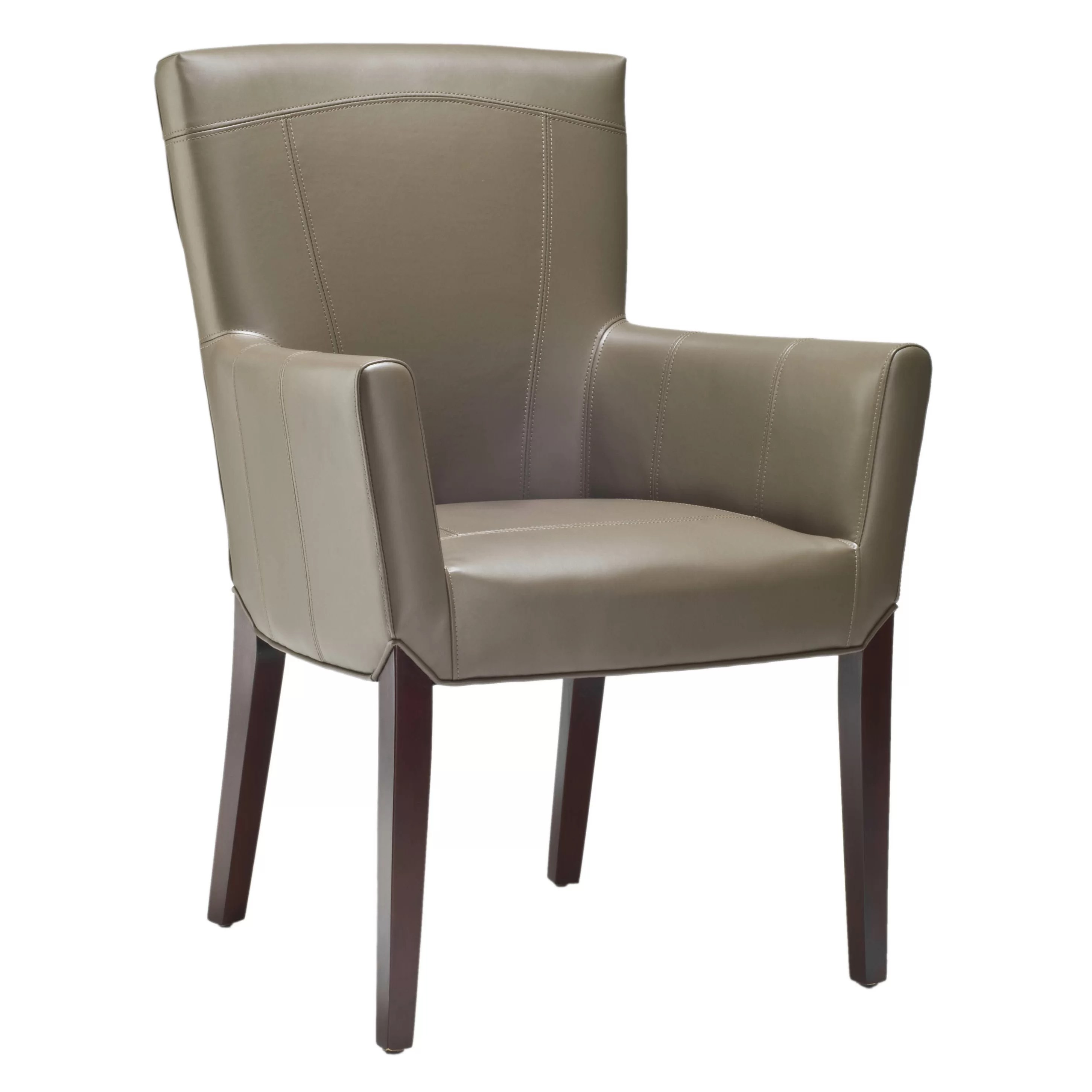 arm chair covers target double recliner chairs with cup holders safavieh ken and reviews wayfair