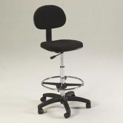 Adjustable Drafting Chair Vintage Vanity Martin Universal Design Height