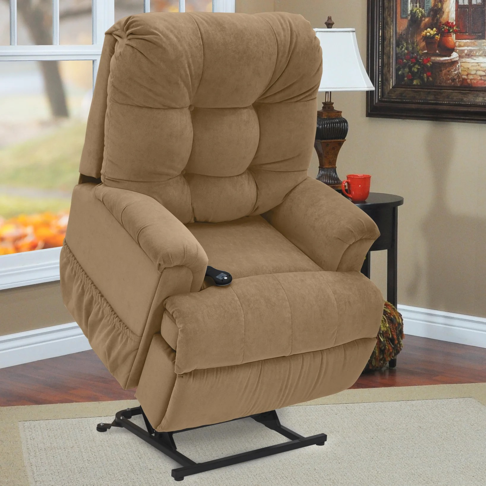 Med Lift Chairs Med Lift Petite Wall A Way Reclining Lift Chair And Reviews