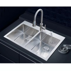 Overmount Kitchen Sink Plates To Hang On Wall Stufurhome 33 Quot X 22 And Reviews