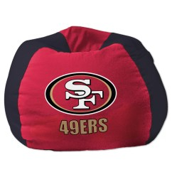 Sports Bean Bag Chairs For Dining Room Northwest Co Nfl Chair And Reviews Wayfair