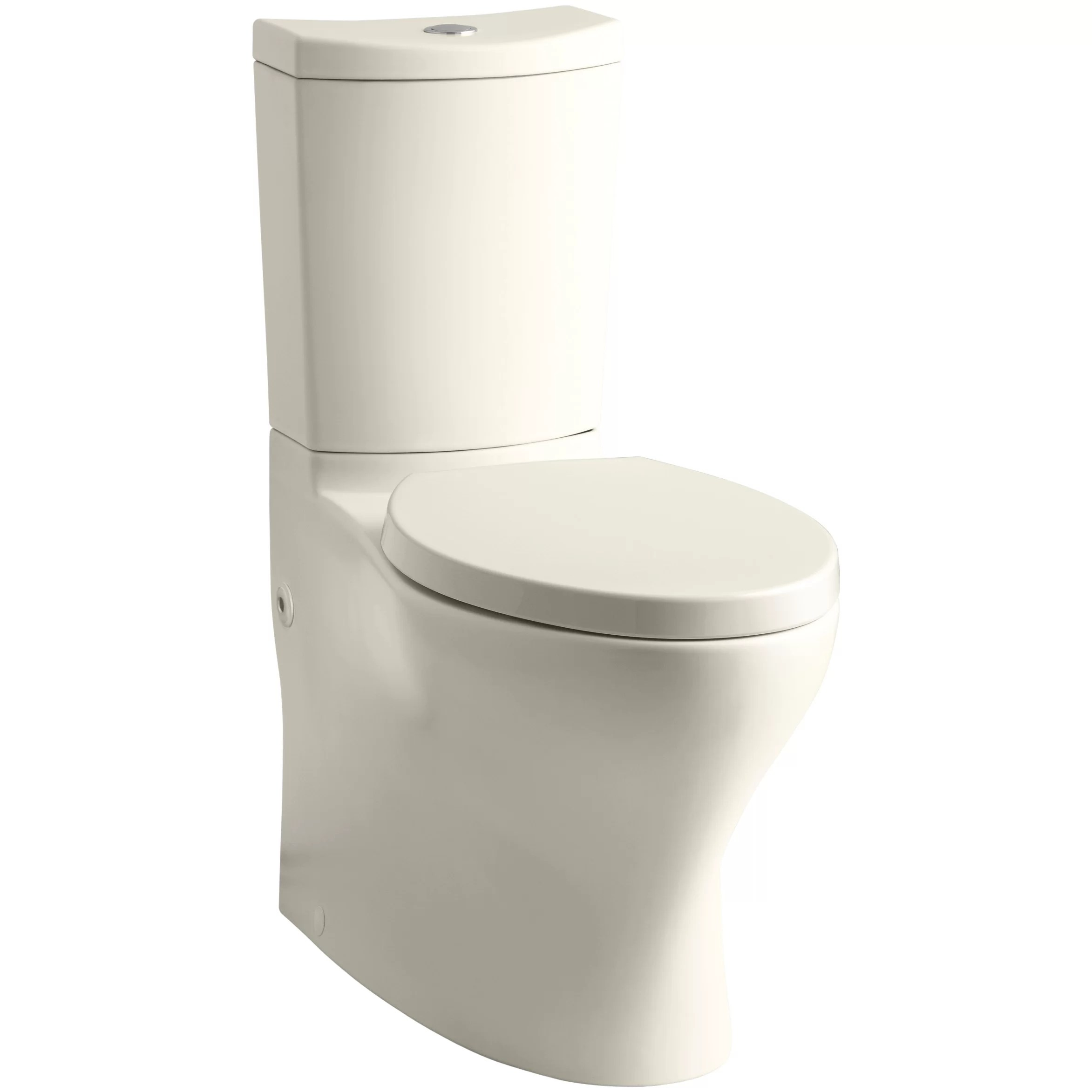 Chair Height Toilets Kohler Persuade Comfort Height 2 Piece 1 6 Gpf Elongated