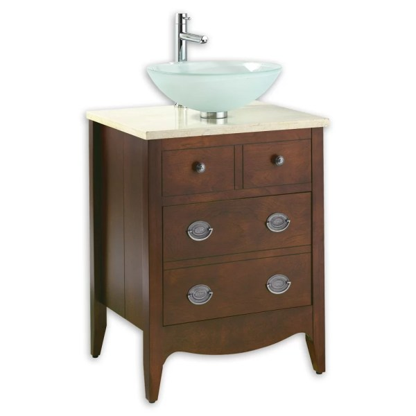 "American Standard Jefferson 25"" Bathroom Vanity Base"