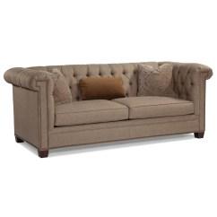 High Back Chesterfield Sofa Victorian Sofas Furniture Tufted Wayfair