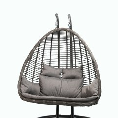 Swing Chair Wayfair Windsor Style Chairs Modway Encounter With Stand And Reviews