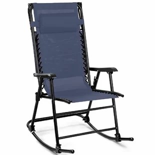 foldable rocking chair does big lots have bean bag chairs folding lawn wayfair quickview
