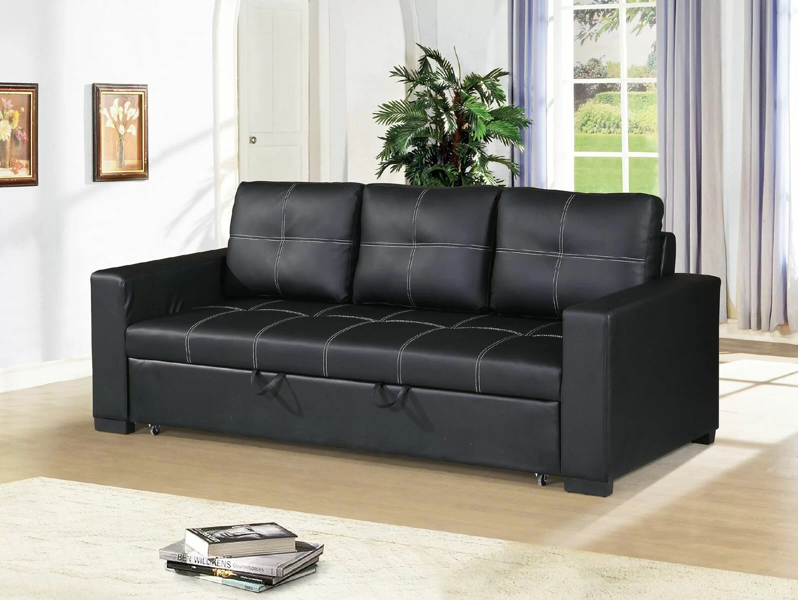 Latitude Run Clauderson Sofa Bed Reviews Wayfair
