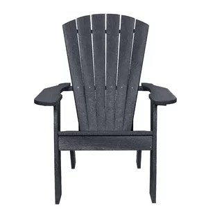 gray adirondack chairs bar images joss main quickview