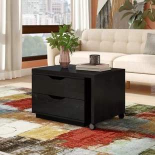 living room table with storage plants uk lift top coffee tables you ll love wayfair laila