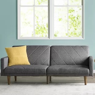 modern living room sofa set designs pictures of gray painted rooms sofas couches loveseats you ll love wayfair ca