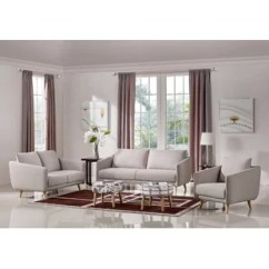 3 Piece Living Room Table Set Decorating Colour Ideas For Modern Sets Allmodern Alivia