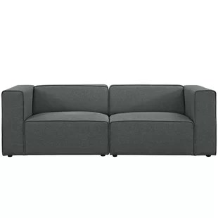 sofas for small es leather sofa rounded arms modular space wayfair quickview