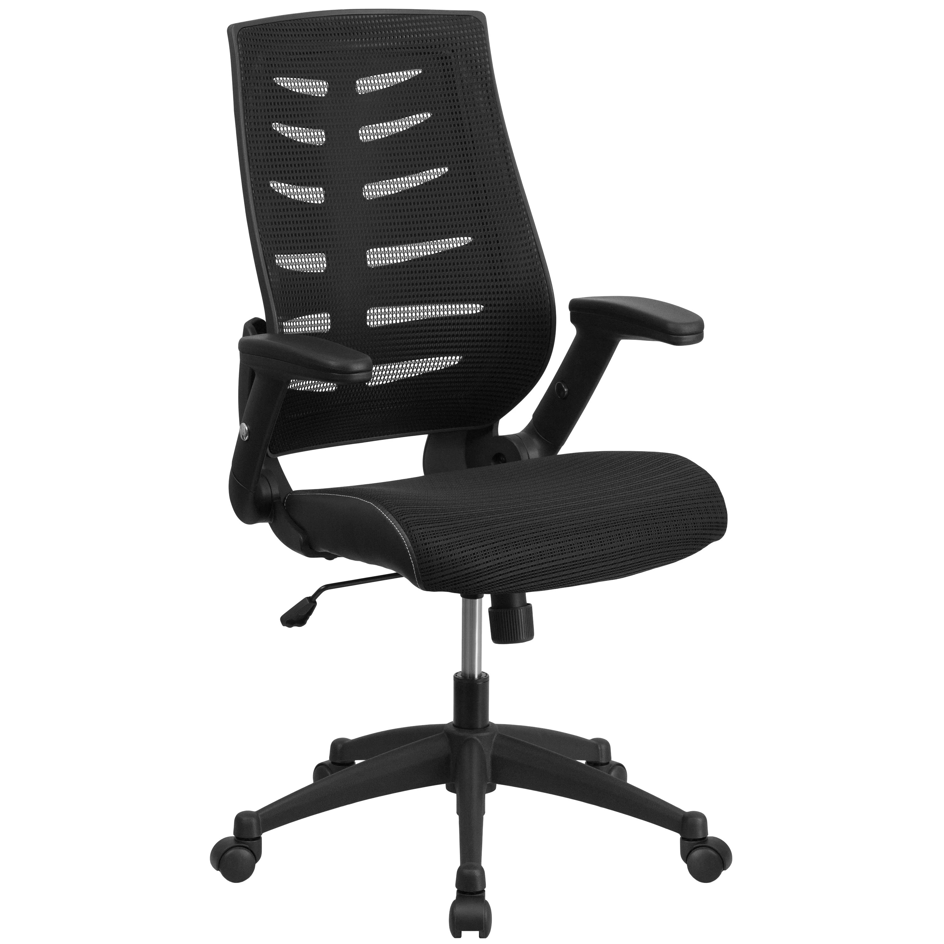 Task Chairs With Arms Wroblewski Mesh Task Chair