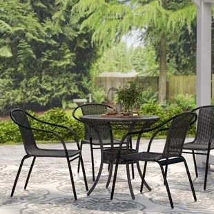 metal outdoor chair acapulco cheap patio chairs you ll love wayfair quickview