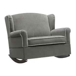 reclining chair and a half pelton crane dental glider rocker wayfair bellaire wingback