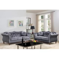 Living Rooms With Grey Sofas Turquoise Room Ideas Sets You Ll Love Wayfair Quickview Blue Gray