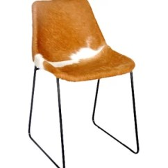 Leather Dining Chairs Golden Lift Chair Dealers Canada Slope Wayfair Genuine Upholstered