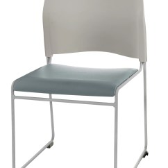 Public Seating Chairs Transport Wheel National 8700 Series Armless Office Guest