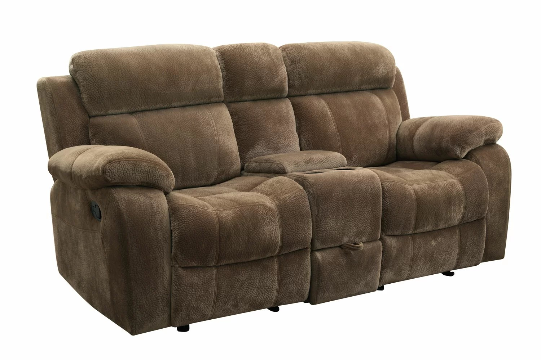 cobra dual reclining sofa reviews fixing a broken spring wildon home  victor double and wayfair