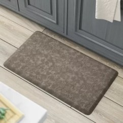 Gray Kitchen Rugs Modern Flooring Gel Mats Wayfair Quickview