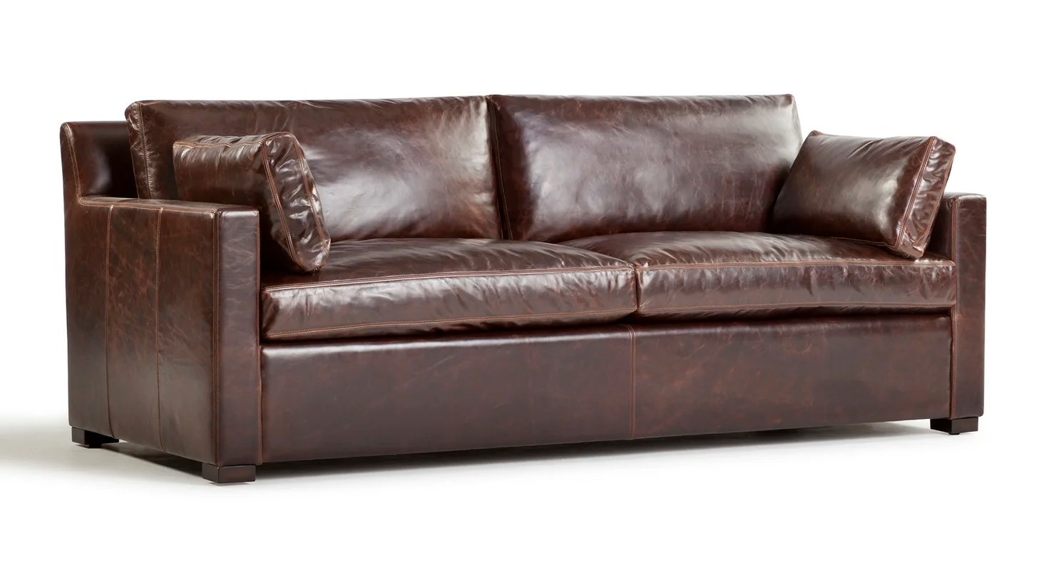 verona leather sofa reviews flexsteel sleeper inflatable mattress multiyork sofas