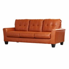 Brown Leather Studded Sofa Sofas For Rent