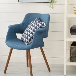 tub fabric accent chair patchwork kd smart australia scandinavian chairs you ll love wayfair quickview