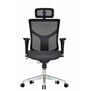 best big and tall office chair reddit lafuma camping chairs ergonomic you ll love wayfair mesh task