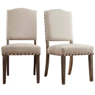 beige dining chairs weaving rope chair seats joss main quickview linen