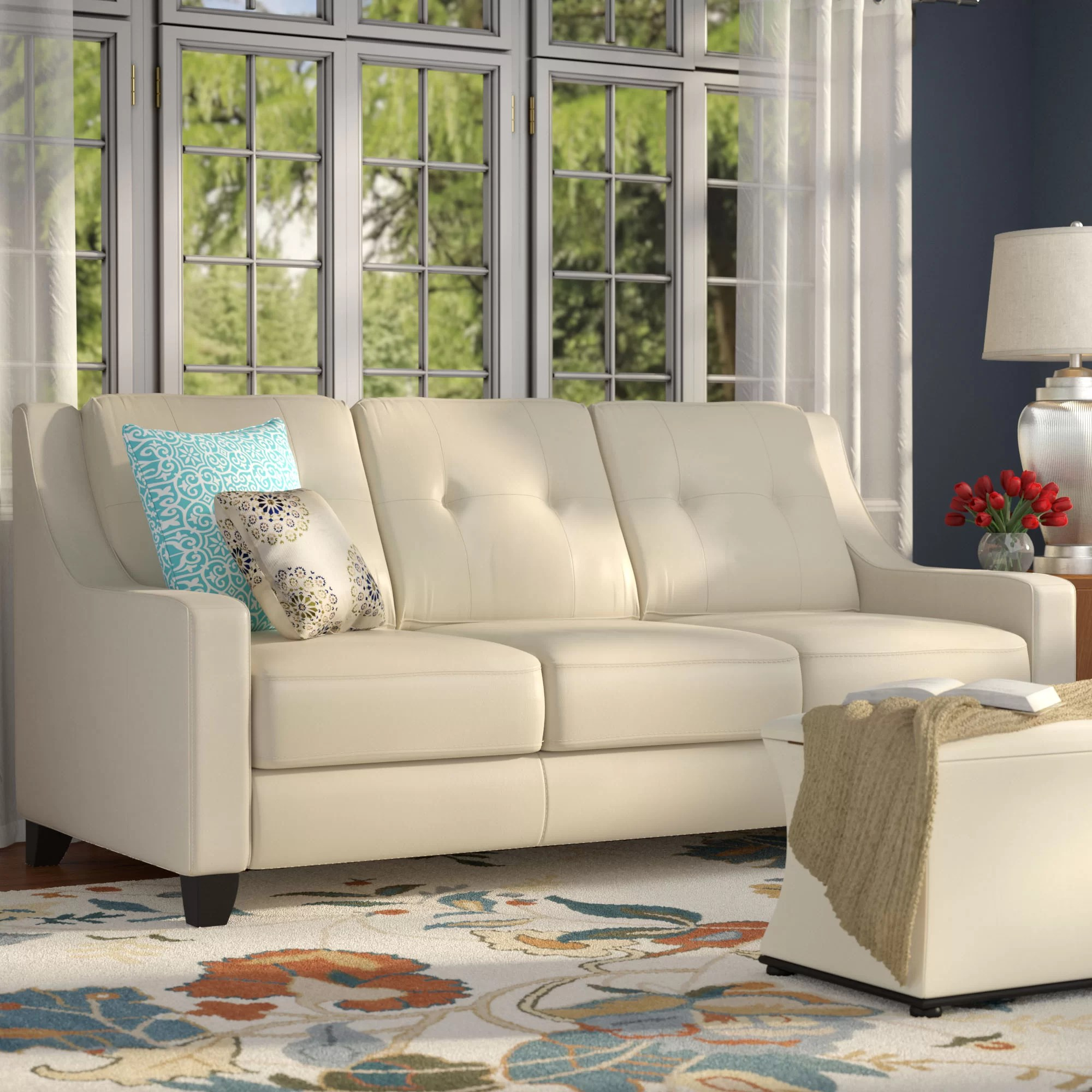 traditional sofa sleeper king size bed uk stouffer reviews birch lane