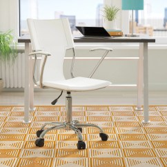 Home Desk Chairs How To Make Chair Covers For Birthday Party Wrought Studio Lindbergh High Back Reviews Wayfair