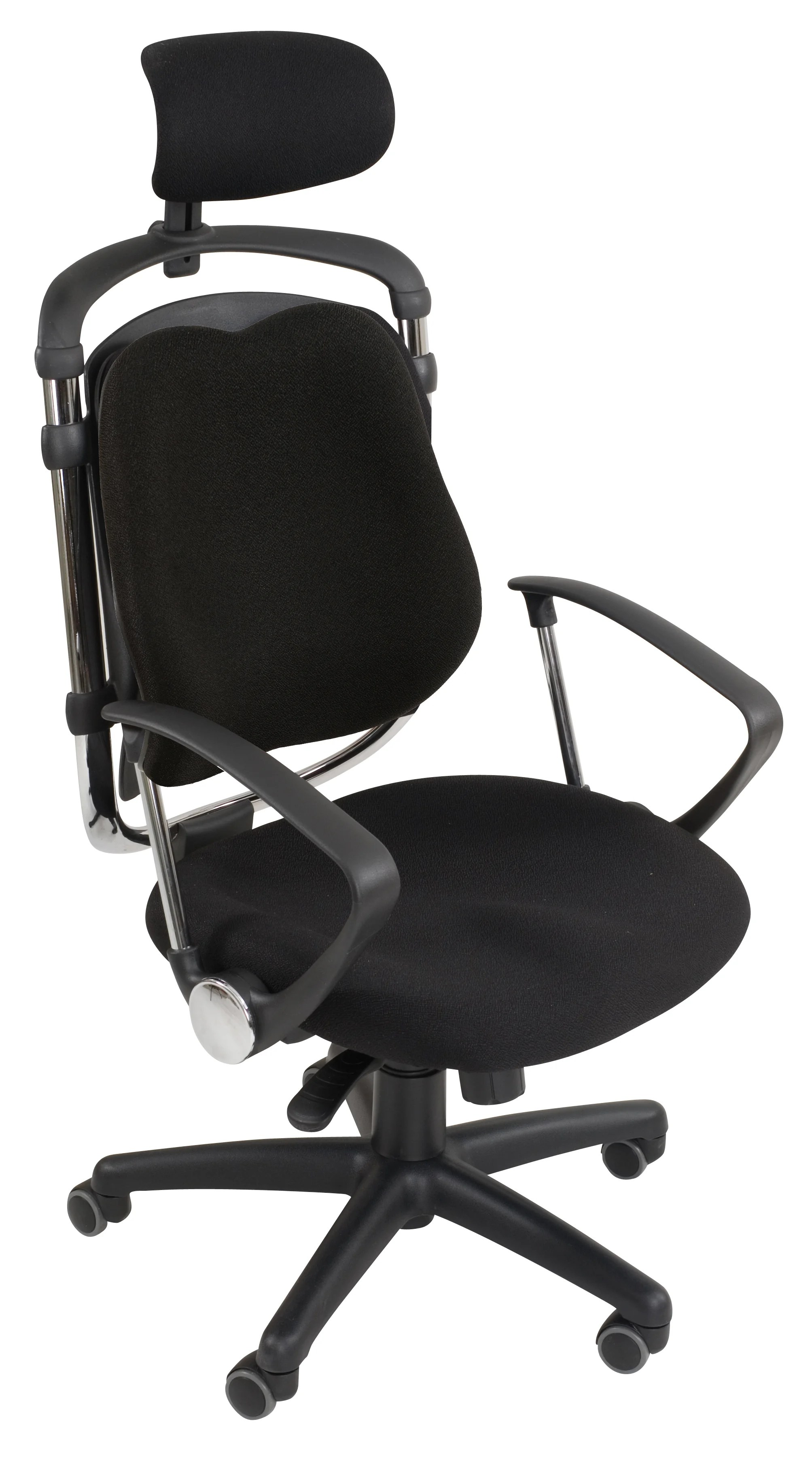 Office Chair Posture Posture Perfect Mid Back Desk Chair