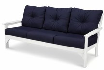 Deep Seating Sofa Ventura Extra 2 Piece Couch