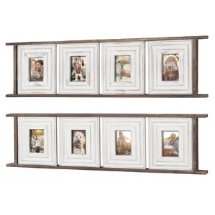 farmhouse rustic picture frames