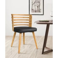 Bamboo Dining Chair Finishing Touches Covers Essex Faux Chippendale Chairs Wayfair Quickview
