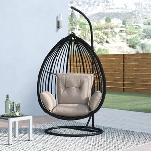 chair stand up trick cheap black spandex covers for sale hammocks you ll love wayfair audra swing with