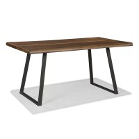 Grain Wood Furniture Live Edge Dining Table & Reviews ...