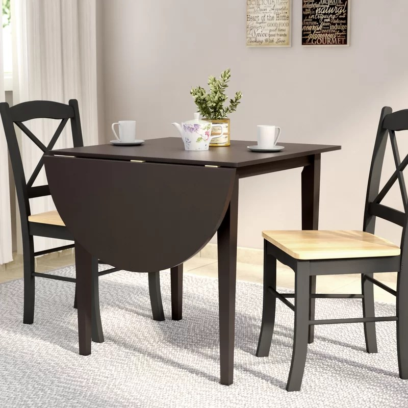 kitchen table small outdoor cabinet ideas august grove prudhomme dining reviews wayfair