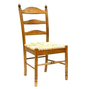 shaker ladder back chair rocking swivel chairs wayfair search results for