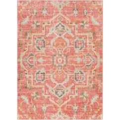 Modern Kitchen Rugs Remodeling Honolulu Contemporary Allmodern Fields Pink Area Rug