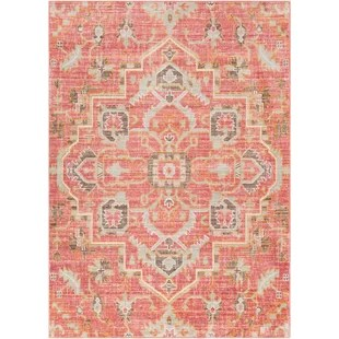 modern kitchen rugs bar stool contemporary allmodern fields pink area rug