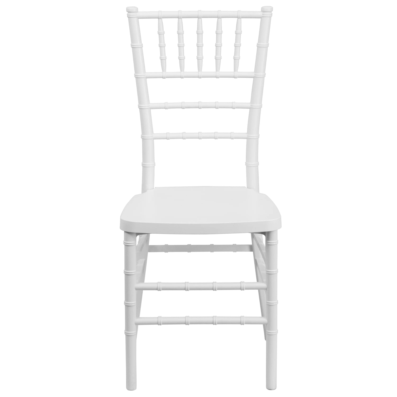 plastic chiavari chair disney princess and table set flash furniture elegance reviews wayfair