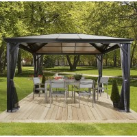 Sojag Verona Metal Patio Gazebo & Reviews