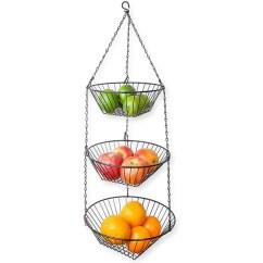 Fruit Basket For Kitchen Brown Jordan Outdoor Kitchens Wayfair