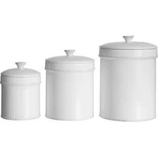 kitchen canister antique sinks canisters jars joss main essentials 3 piece set