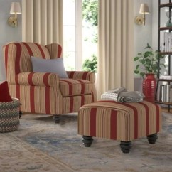 Living Room Chair And Ottoman Rocking Sg Sets You Ll Love Wayfair Quickview