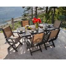 Polywood Coastal 7-piece Dining Set &