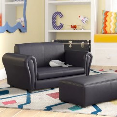 Kids Chair And Ottoman Replacement Seats Zoomie Lach Wayfair