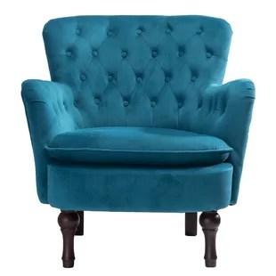 velvet tufted chair back pain office wayfair quickview