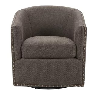 revolving easy chair cover rentals portland oregon swivel chairs you ll love wayfair laverne armchair